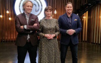 KOMIA on mukana vaatettamassa tuomareita tämän vuoden Master Chef Suomi- ohjelmassa